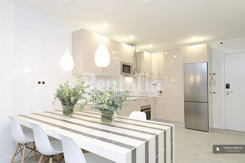 El apartamento madville iii en madrid madrid madrid for Licencia apartamento turistico madrid