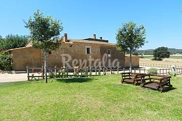 Villa  Girona Ullastret Villa di campagna
