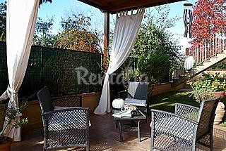 Elegant apartment with small garden. Lucca