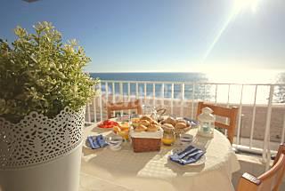 Apartamento para 6 pessoas em frente à praia Algarve-Faro