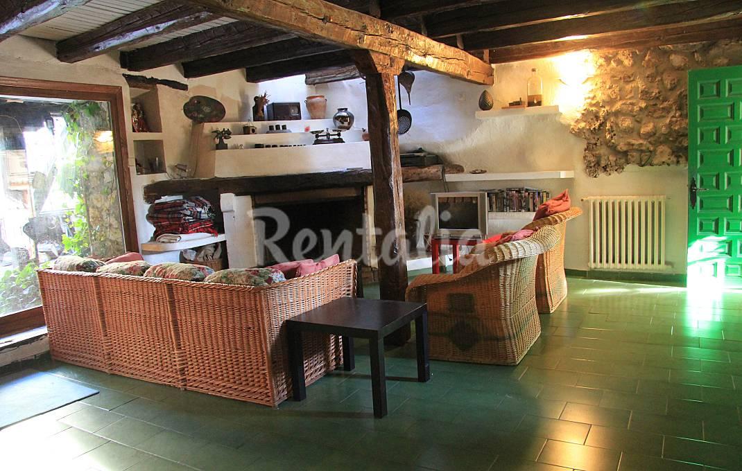 Casa para 10-11 personas en Olivar (El) Guadalajara