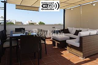Apartment for rent only 1000 meters from the beach Cádiz