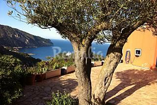 Casa 2 habitaciones (4 personas) 300 m de la playa Girona/Gerona