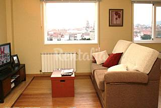 Apartment with 1 bedroom in the centre of Santiago de Compostela A Coruña