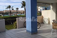 Bajo en Primera Linea de Playa Almería