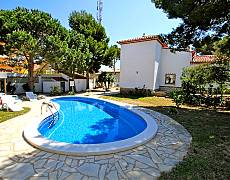 Villa for rent only 400 meters from the beach Tarragona
