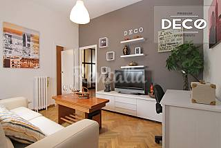 Tres dormitorios Norma Deco Marques de Vadillo Madrid