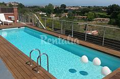 Villa for rent only 600 meters from the beach Barcelona