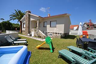 Vivenda com 4 quartos a 200 m da praia Pontevedra