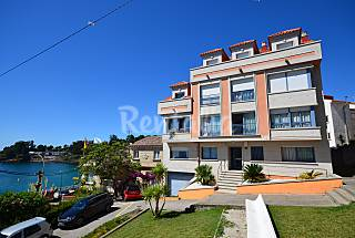 Apartamentos para vacaciones a 100 m. de la playa  Pontevedra