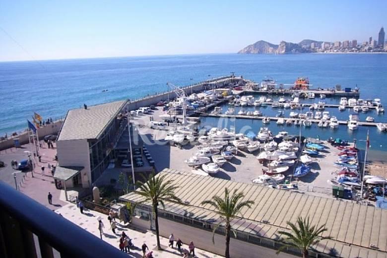 Apartamento en alquiler en benidorm coblanca benidorm alicante costa blanca - Apartamentos en benidorm playa poniente ...