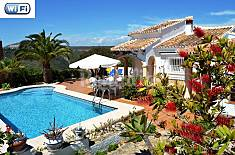 Casa en alquiler en Javea/Xabia Alicante