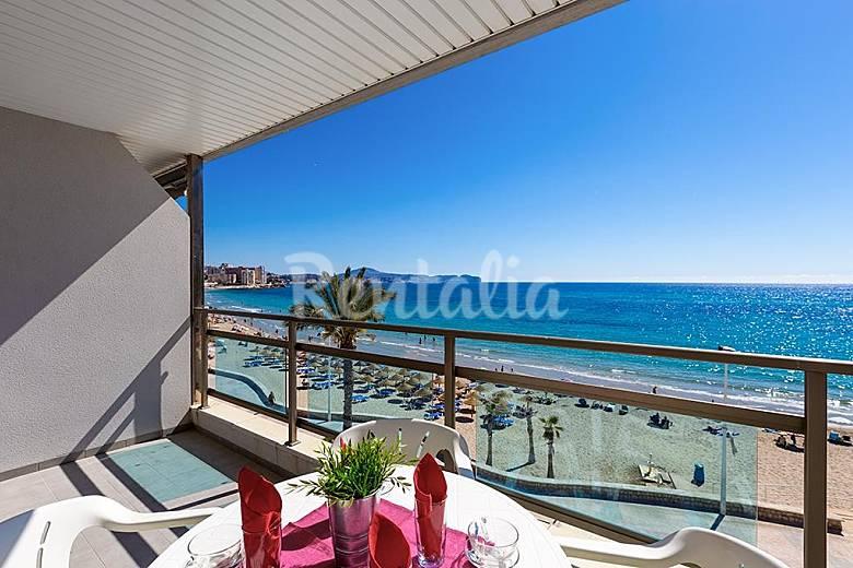 Apartamento en alquiler en calpe calp pla del mar - Alquiler apartamentos costa blanca ...
