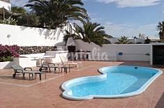 Appartement voor 10 personen in Costa Teguise Lanzarote