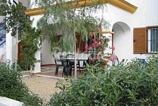 In textielwijk van Playazo (Vera), met tuin Almería