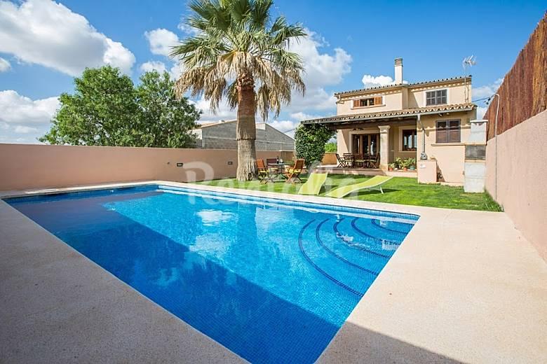 Villa En Alquiler En Mallorca Vilafranca De Bonany
