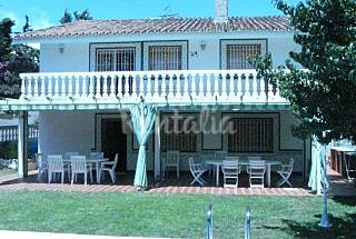 Villa with 4 bedrooms only 100 meters from the beach Málaga
