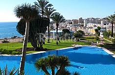 Apartment for 2-4 people on the beach front line Málaga