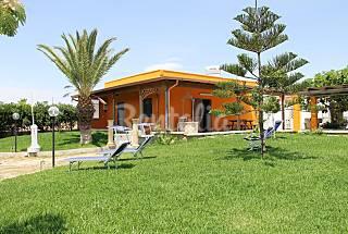 Villa de 3 habitaciones a 700 m de la playa Lecce