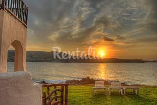 Apartamento en la playa en Fornells Menorca