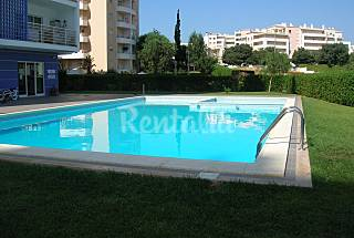 Apartment for rent with pool only 1400 meters from the beach Algarve-Faro