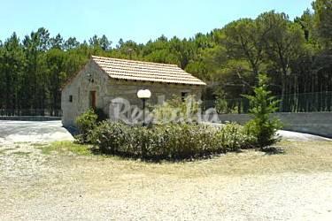 Casas Exterior da casa Coimbra Oliveira do Hospital Casa rural