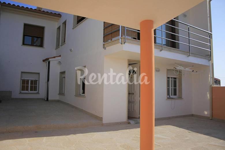 Casa Exterior del aloj. Pontevedra Cangas Casas
