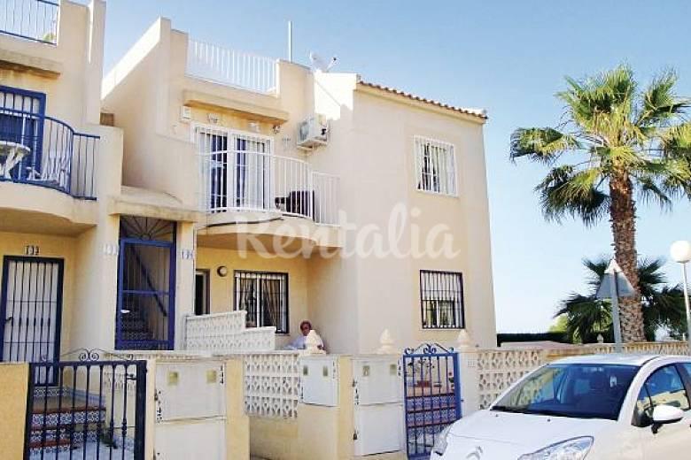 Apartamento en alquiler en torrevieja el chaparral torrevieja alicante costa blanca - Alquilar apartamento en torrevieja ...