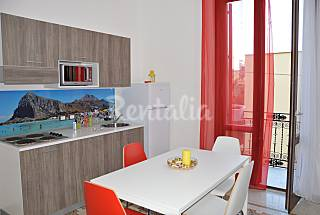 Apartment with 1 bedrooms 2 km from the beach Trapani