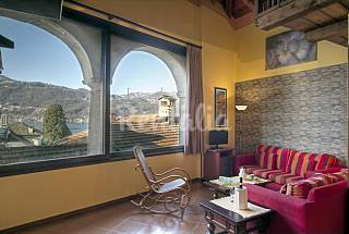 Apartamento de 2 habitaciones a 100 m de la playa Novara