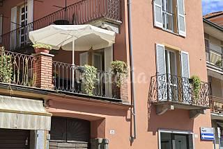 Casa com 2 quartos a 7 km da praia Novara