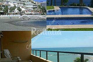 Apartment with access to the beach, pto.Marina Málaga