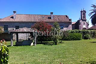 House for rent 15 km from the beach Pontevedra