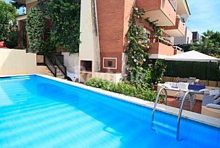 Vivenda para alugar a 650 m da praia Tarragona