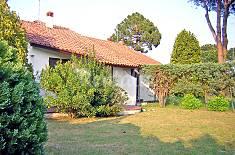 Casa de 3 habitaciones a 600 m de la playa Ferrara