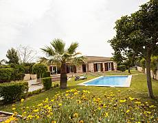 Villa S'Ubac. Casa para 8 personas Mallorca