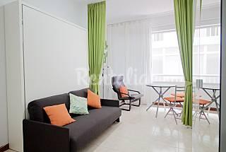 Apartamento de 1 habitacion en Palmas de Gran Canaria (las) centro Gran Canaria