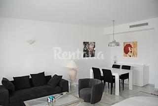 Apartamento para 5 personas en 1a línea de playa Alicante