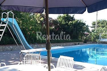 Apartamento Piscina Palermo Altavilla Milicia Apartamento