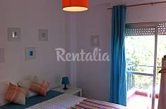 Apartamento para 2-3 personas a 400 m de la playa Lisboa