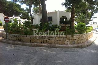 Villa with 2 bedrooms only 250 meters from the beach Alicante