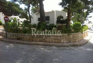 Villa de 2 habitaciones a 250 m de la playa Alicante