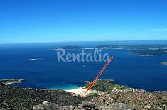 Apartamento con vistas al mar a 150 m de la playa A Coruña/La Coruña