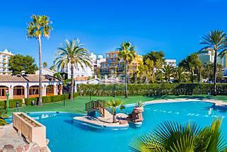 Casa para 4 personas a 1000 m de la playa Alicante