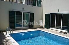 Villa for 8-17 people 2 km from the beach Setúbal