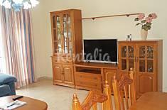 Casa amueblada, 2ª linea playa, 3 dormts y garaje  Málaga
