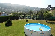 Casa rústica con 1200 metros de finca y piscina Pontevedra