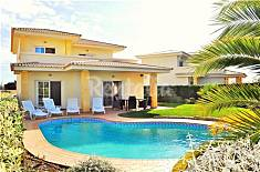 House for 6 people in Lagos (São Sebastião) Algarve-Faro