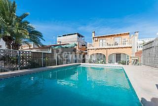 AMATISTA - Villa para 8 personas en Oliva. Alicante