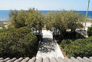Villa with 2 bedrooms on the beach front line Lecce